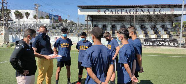 La UCAM de Cartagena fomenta la vocación de entrenador entre los jóvenes deportistas - 1, Foto 1