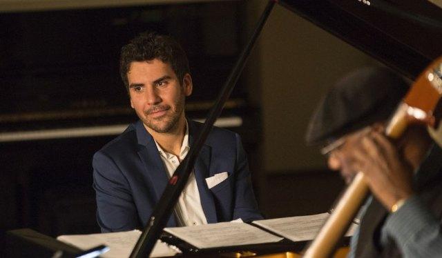 Flamenco y jazz se fusionan con la actuación del saxofonista lituano Kestutis Vaiginis y el pianista Alex Conde - 1, Foto 1