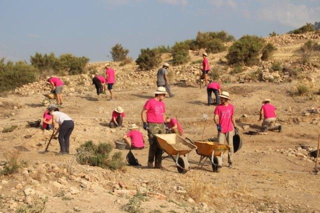 El yacimiento de Las Paleras contará con la recreación de una de sus viviendas y un escenario para actuaciones al aire libre, Foto 2