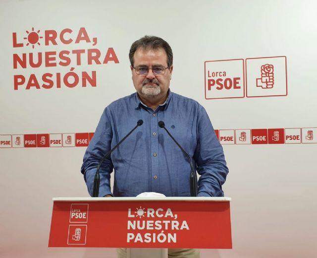 El PSOE sí hace su trabajo y fecha en agosto el inicio de la limpieza de cauces y ramblas en el municipio de Lorca ante posibles episodios de lluvias - 1, Foto 1