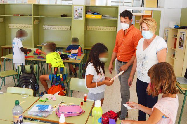 150 menores de 3 a 12 años disfrutan del programa Concilia-Ocio Verano - 1, Foto 1