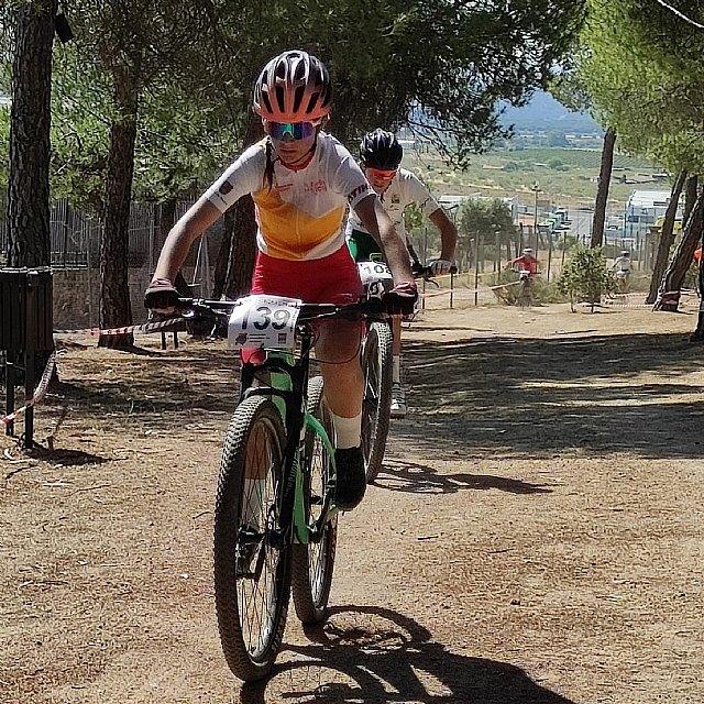 Gran actuación de la selección murciana de ciclismo en los campeonatos de España de Ciclismo Escolar en la localidad madrileña de Villa del Prado, Foto 5