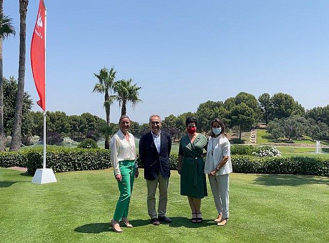 El Real Club de Golf La Peñaza acoge el Santander Golf Tour Letas Zaragoza - 1, Foto 1