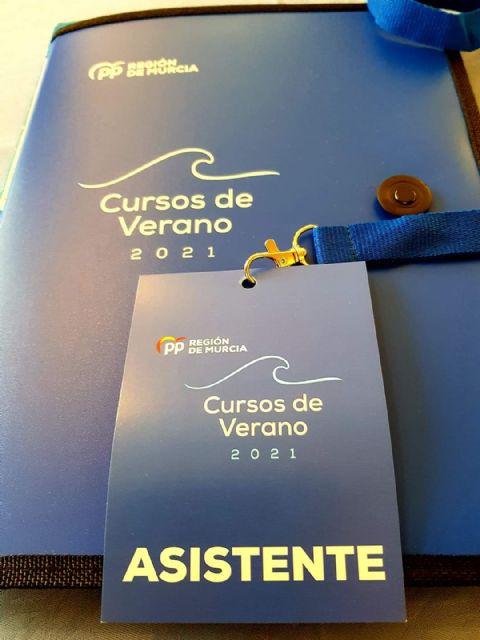 Los populares torreños en la Primera edición de la Escuela de Verano del PP de la Región de Murcia - 4, Foto 4