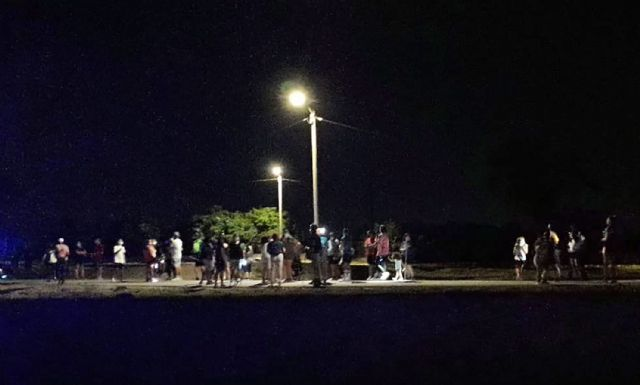 La Loma comienza los festejos en honor a San Joaquín haciendo deporte - 1, Foto 1