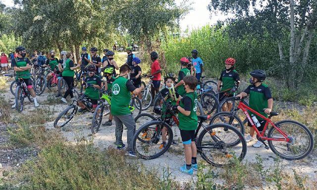 La Loma comienza los festejos en honor a San Joaquín haciendo deporte - 3, Foto 3