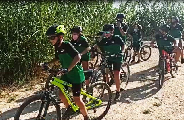 La Loma comienza los festejos en honor a San Joaquín haciendo deporte - 4, Foto 4