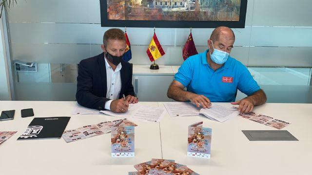 El Ayuntamiento de Torre Pacheco firma convenio de colaboración con la Peña Flamenca Melón de Oro - 1, Foto 1