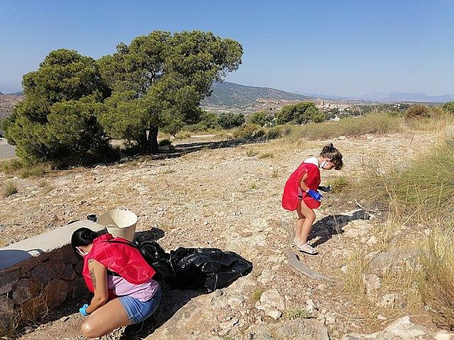 Cruz Roja de Totana comprometida con el Medio Ambiente, Foto 2