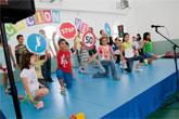 Los niños mazarroneros aprenden las claves de la educación vial