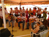 Cañada de Gallego vive sus fiestas con intensidad