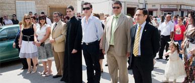 Cañada de Gallego despide sus fiestas con récord de participación