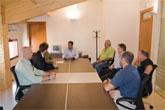 El alcalde se reúne con la Asociación de Empresarios de la Construcción del Bajo Guadalentín