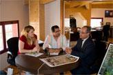El alcalde se reúne con el presidente de 'Global Nature' Murcia