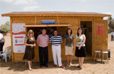 El alcalde y el consejero de Turismo presentan la 'Playa Cultural'