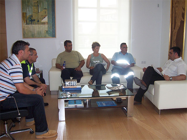 The mayor ended the round of talks with the unions of the City Council - 1