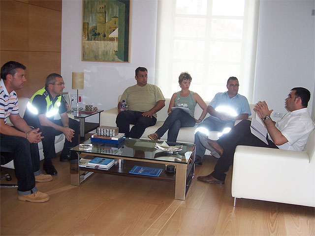The mayor ended the round of talks with the unions of the City Council - 3