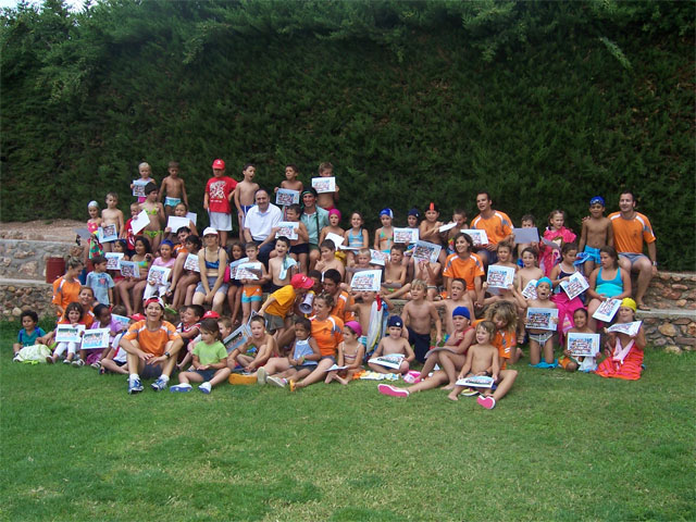 """The """"Summer School"""" end their sports activities in the first half of July - 5"""