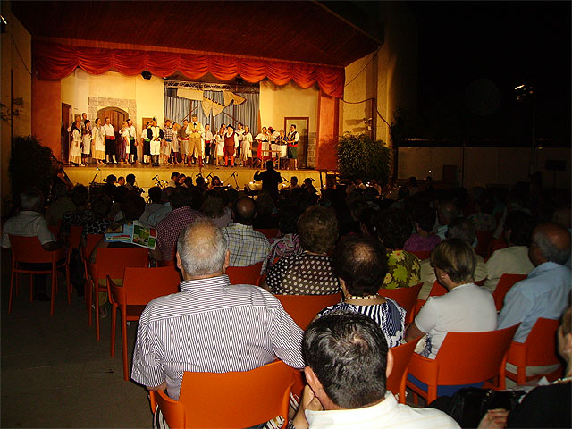 """La Zarzuela night hosted about 500 people in the auditorium of the municipal park """"Marcos Ortiz"""" - 2"""