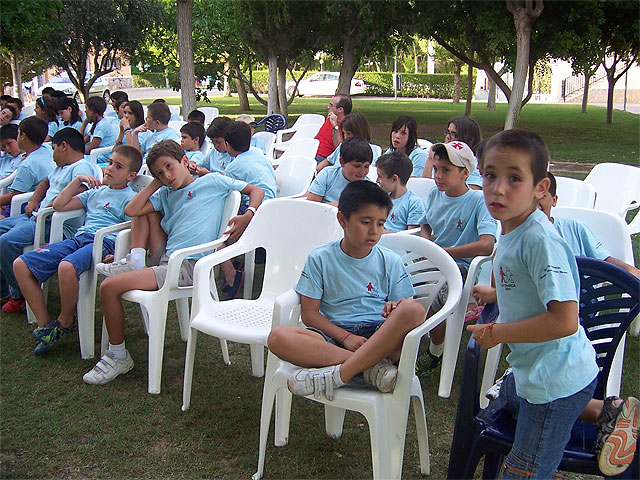 """More than fifty of hemophiliacs part in the XIX edition of the """"Days of hemophilia training for children and youth ages 8 to 12 years"""" - 2"""