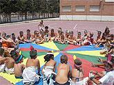 'Circo, disfraces y playa' para los más pequeños