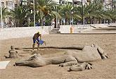 'Juegos en la arena'