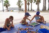 Los juegos potencian la actividad de los más pequeños