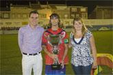 'Mazarrón C.F.' gana el 'I Primer Trofeo Bahía de Mazarrón'