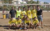 El Pinturas Jay gana el campeonato de fútbol playa