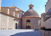 Finalizan las obras de remodelaci�n de la calle de  La Feria y del entorno de la Iglesia de San L�zaro de Alhama de Murcia