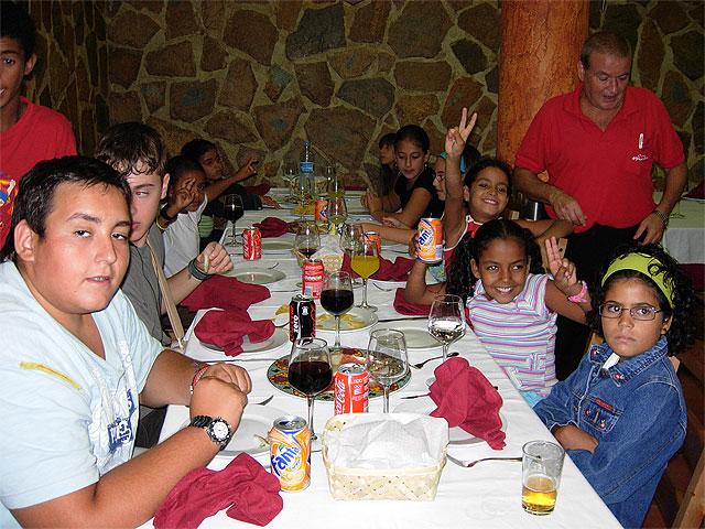 Los niños y niñas saharauis acogidos por familias alhameñas ya están en sus hogares, Foto 3