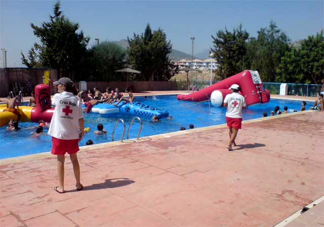 Finaliza la temporada de baño en las piscinas municipales hasta el próximo verano, Foto 1