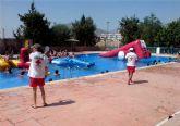 Finaliza la temporada de baño en las piscinas municipales hasta el pr�ximo verano