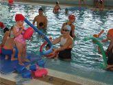 Las inscripciones para la nueva temporada de la piscina municipal cubierta comenzarán el próximo lunes 8 de septiembre