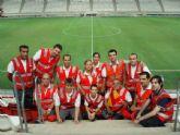 Cruz Roja Alhama tambi�n con la Selecci�n