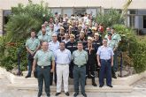 Clausura del 'IX Campeonato Nacional Militar de Salvamento y Socorrismo'