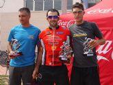 Pedro Jos� Zamora, campe�n en la V marcha MTB Sierra Espuña
