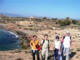Comienza el programa de senderismo con la ruta que discurrirá por los impresionantes parajes de la Sierra de la Puerta, en Moratalla