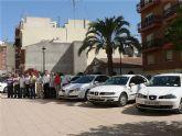 Los taxistas de Mazarrón se unen para mejorar sus servicios