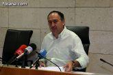 El portavoz del equipo de Gobierno habla sobre los acuerdos adoptados en la Junta de Gobierno de ayer