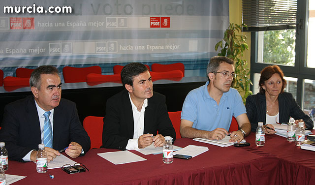 El PSOE reclama a la Comunidad que transfiera recursos a los ayuntamientos, Foto 1