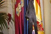 El consistorio local muestra su repulsa por el asesinato del brigada Luis Conde en Santoña por la banda terrorista ETA