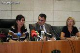 El Ayuntamiento y la Asociación de Mujeres Empresarias y Profesionales de Totana suscriben un segundo convenio