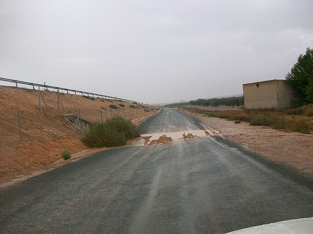 The council of Agriculture and Pedanías visit the rural municipality affected by the rainstorm, Foto 5