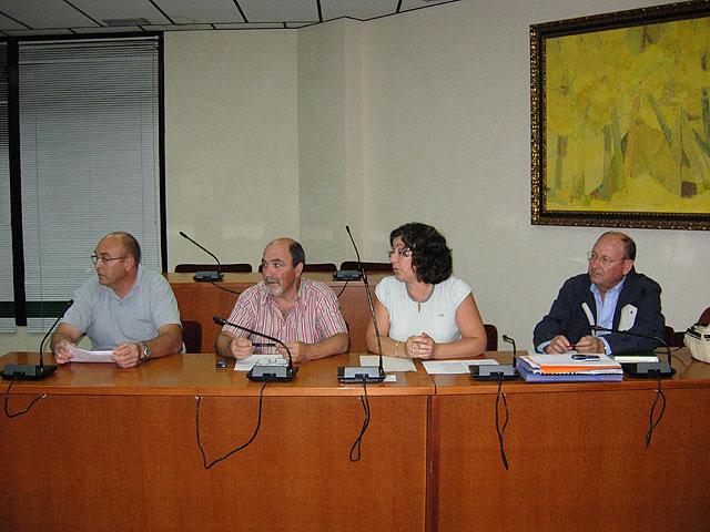 Protección Civil celebra una asamblea para coordinar su presencia en las fiestas patronales, Foto 1