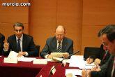 El alcalde de Alhama ha firmado un convenio con la Consejer�a de Pol�tica Social