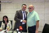 El Ayuntamiento renueva el convenio con el Centro Tecnológico Regional de Artesanía de Totana