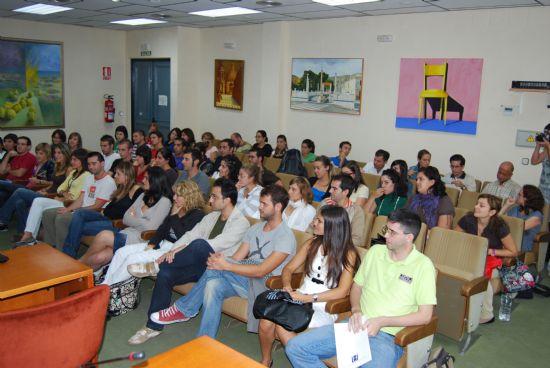 El director de la Universidad del Mar junto con el alcalde de la localidad han clausurado el curso sobre aguas termales., Foto 2