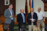 El director de la Universidad del Mar junto con el alcalde de la localidad han clausurado el curso sobre aguas termales.