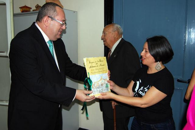 José María Cánovas Vera inició las fiestas con un pregón lleno de alegría, recuerdos y buenos deseos, Foto 2